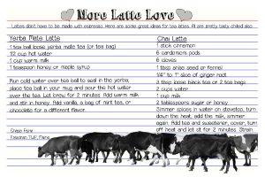 latte love II
