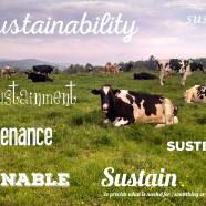 Sustaining Maine's dairy farms, sustaining Maine