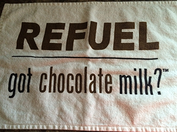 choc-milk-towel